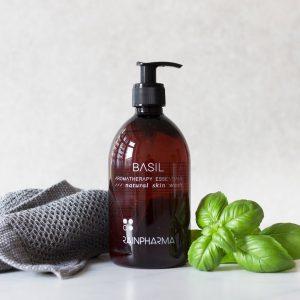 Rainpharma skin wash basil