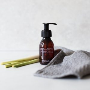 Rainpharma skin wash lemongrass
