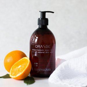 Rainpharma skin wash orange