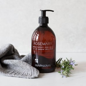 Rainpharma skin wash rosemary