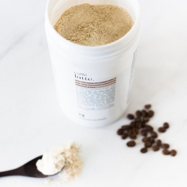 Rainpharma shake caffé latte