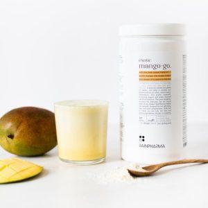 Rainpharma shake exotic mango go