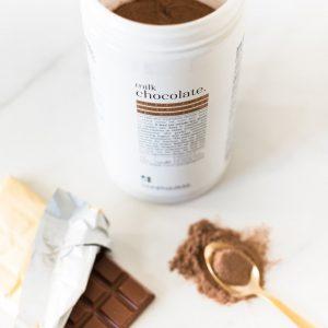 Rainpharma shake milk chocolat