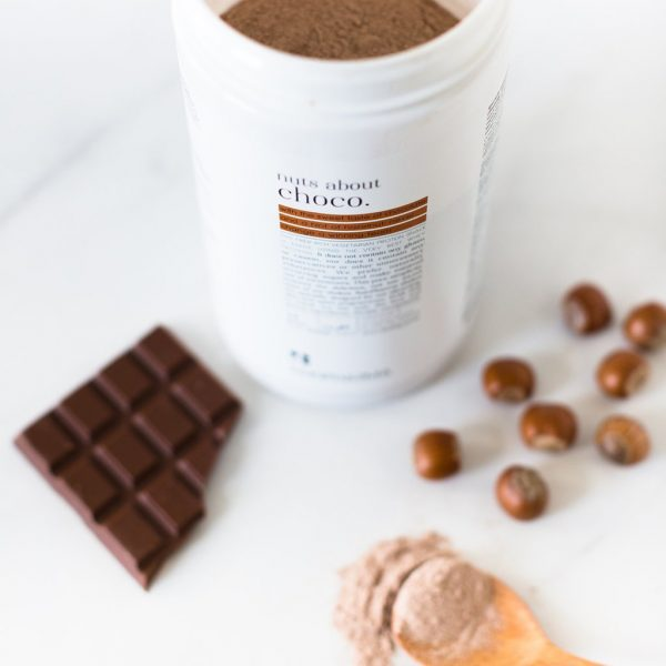 Rainpharma shake nuts about choco