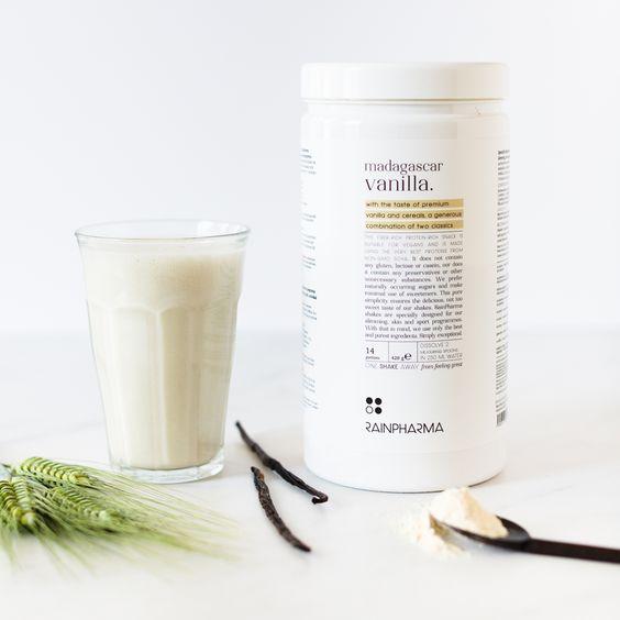 Rainpharma shake madagascar vanilla
