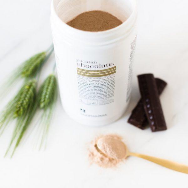 Rainpharma shake yucatan chocolat