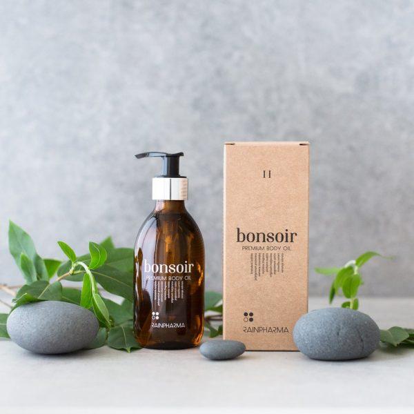 Rainpharma bonsoir premium body oil