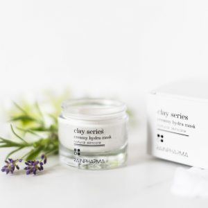 Rainpharma clay series creamy hydra mask