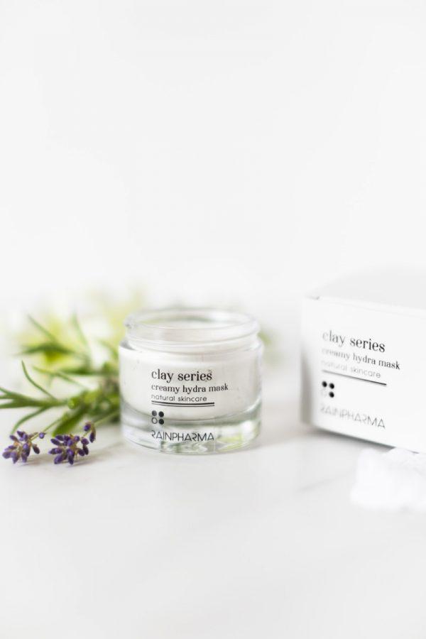 Rainpharma clay series creamy hydra mask