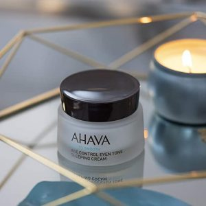 Ahava age control sleeping cream