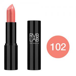 RVB lab the make up lipstick kiss me 102 nude