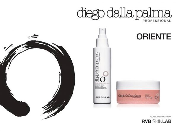 Diego Dalla Palma Professional silkening body spray