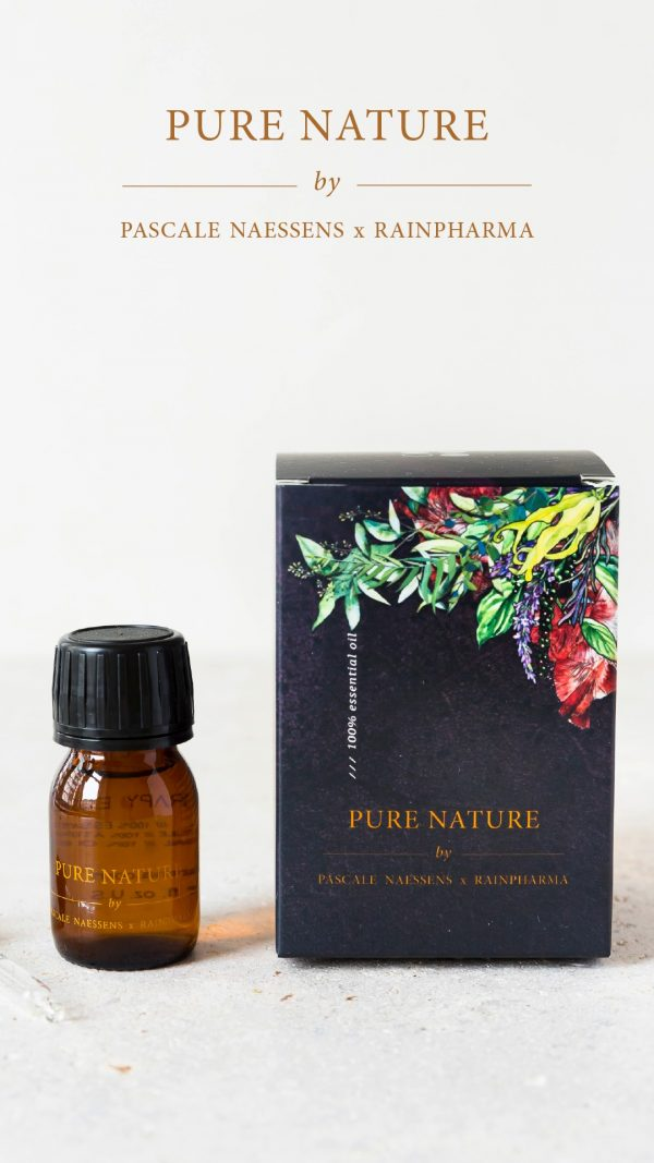 Pascale Naessens Pure Nature essential oil blend