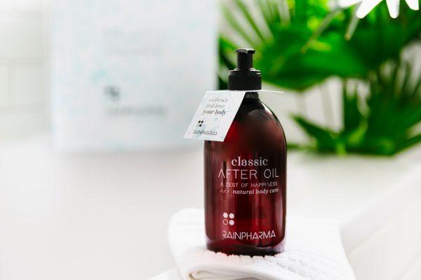 Rainpharma classic after oil