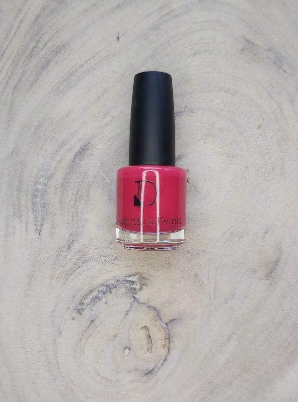 Diego Dalla Palma deep pink nail polish
