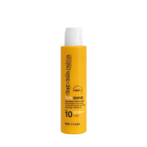 Diego Dalla Palma Professional moisturizing protective milk body SPF10