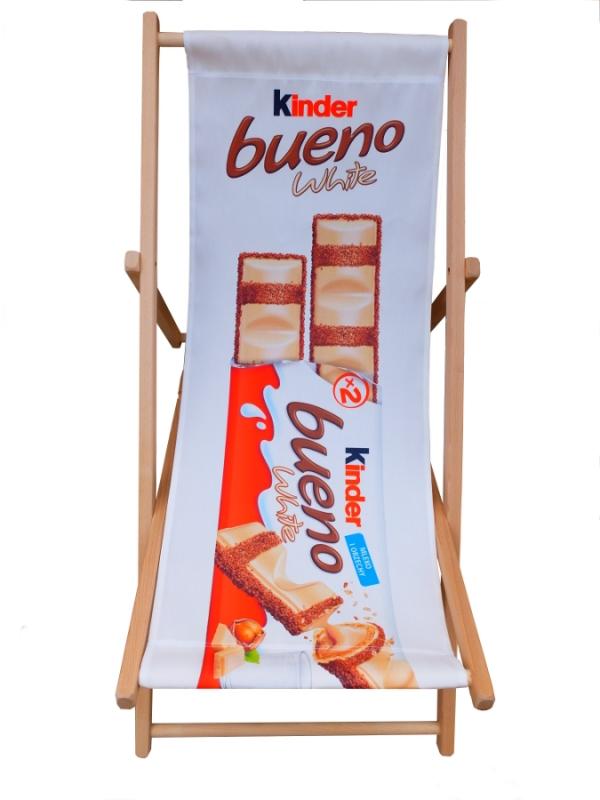Kinder Bueno_strandstol med logo_ziwes-eyecatching