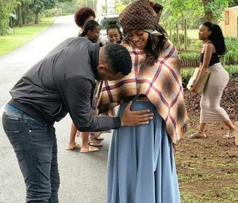 Khune off the market and expecting his first child?